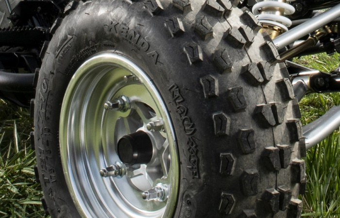 Wyścigowe felgi aluminiowe